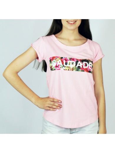 T-Shirt Saudade Flores