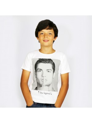 T-shirt the legend