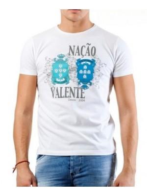 T-SHIRT NAÇÃO VALENTE