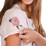 T-Shirt Glamorosa Rose