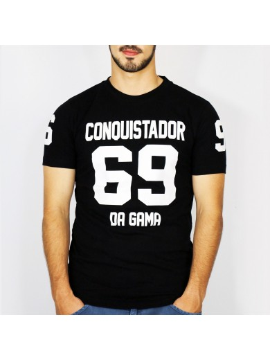 T-SHIRT CONQUISTADOR