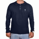 PULL AVEC COL BLACK COLLECTION