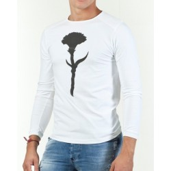 T-SHIRT OEILLET ML