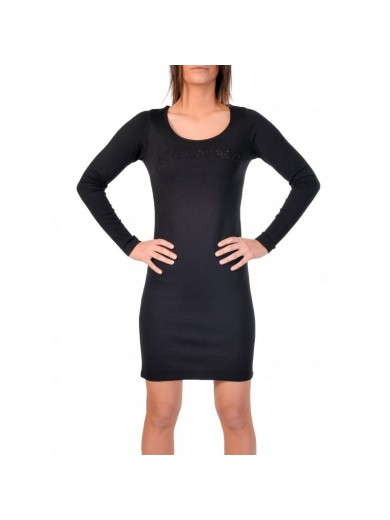 Robe Glamorosa Noir