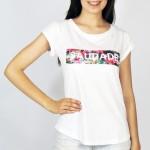 T-Shirt Saudade Feuri