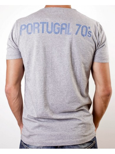 T-SHIRT PORTUGAL 70'S