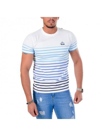 T-Shirt Marinha