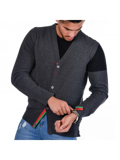 Cardigan Black Collection