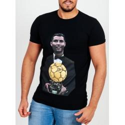 T-shirt Ballon d'or RONALDO CR7