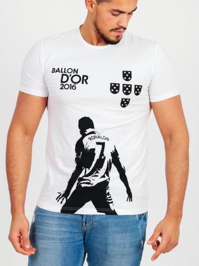 T-shirt Bola de ouro II