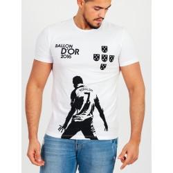 T-shirt Ballon d'or II
