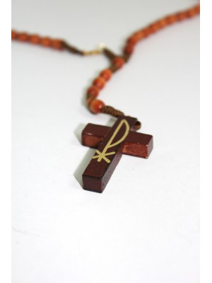 COLLIER CRUZ MADEIRA