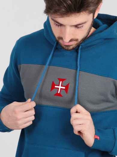 "SWEAT CAPUCHE CRUZ ""REVIVER"""
