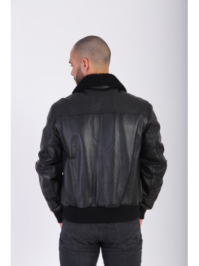JACKET LEATHER I