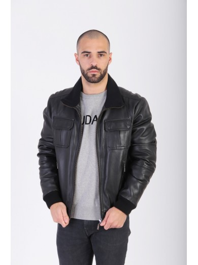 JACKET LEATHER III