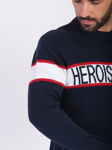 PULLOVER HEROIS DO MAR