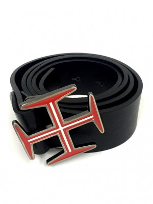 BELT CRUZ RED