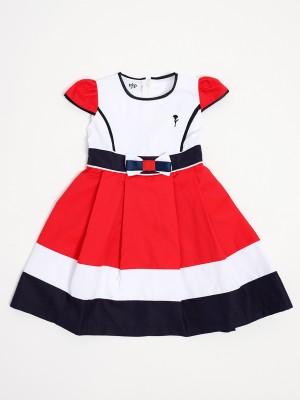 Vestido criança 3 cores