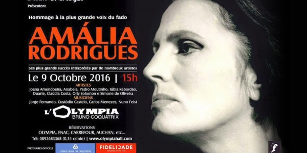 Tribute to Amalia Rodrigues